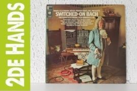Walter Carlos ‎– Switched on Bach (LP) H60