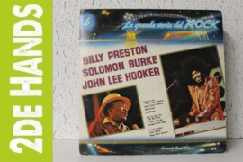 Billy Preston / Solomon Burke / John Lee Hooker (LP) F50