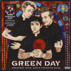 Green Day ‎– Greatest Hits: God's Favorite Band (2LP)