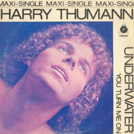 """Harry Thumann – Underwater / You Turn Me On (12"""" Single) T30"""