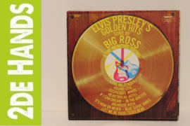 Big Ross & The Memphis Sound – The Golden Hits Of Elvis Presley (LP) A70