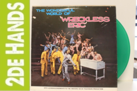 Wreckless Eric - The Wonderful World Of Wreckless Eric (LP) C90