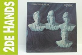 Utopia – Deface The Music (LP) K70