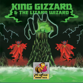 King Gizzard & The Lizard Wizard - I'm In Your Mind Fuzz (LP)