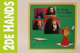 P.I. Man & Memre Buku – Masannah (LP) J20