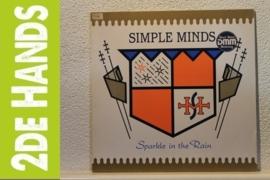Simple Minds - Sparkle in the Rain (LP) C40