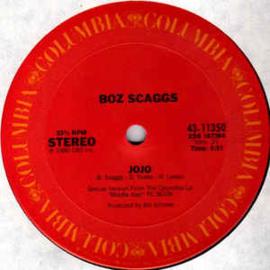 """Boz Scaggs – Jojo (12"""" Single) T20"""