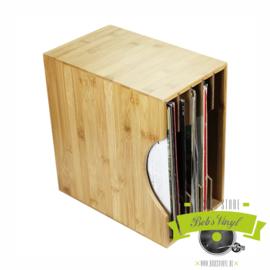 Bamboe LP Opberg box