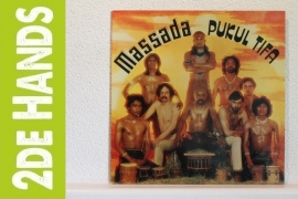 Massada - Pukul Tifa (LP) D40