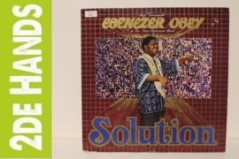 Chief Commander Ebenezer Obey & His Inter-Reformers Band – Solution (LP) J20