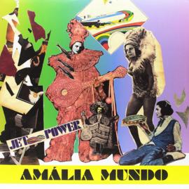 Amália Rodrigues – Mundo (LP)