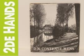 Nol Van Roessel – D'n Contente Mens (LP) B80