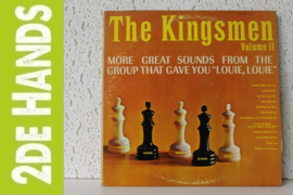 The Kingsmen ‎– Volume II (LP) E30