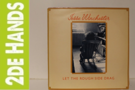 Jesse Winchester ‎– Let The Rough Side Drag (LP) H90