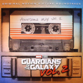 Various ‎– Guardians Of The Galaxy Awesome Mix Vol. 2 (LP)