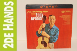 Eddy Arnold ‎– I'm Throwing Rice (At The Girl I Love) And Other Favorites By Eddy Arnold (LP) G50