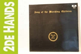 Earth & Fire - Song Of The Marching Children (LP) E50