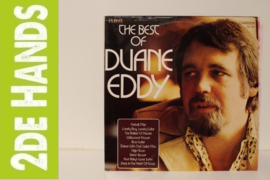 Duane Eddy ‎– The Best Of Duane Eddy (LP) J40