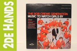Bob Crewe Generation ‎– Music To Watch Girls By (LP) H10