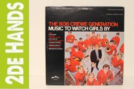 Bob Crewe Generation – Music To Watch Girls By (LP) H10