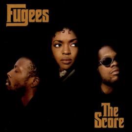 Fugees ‎– The Score (2LP)