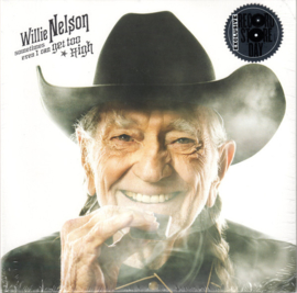 "Willie Nelson ‎– Sometimes Even I Can Get Too High(7"" Single)"