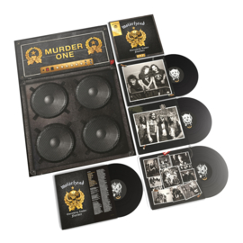 Motörhead - Everything Louder Forever - the Very Best of (PRE ORDER) (4LP Box)