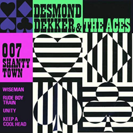 Desmond Dekker - 007 Shanty Town (LP)
