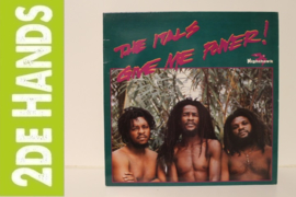 The Mighty Diamonds – If You Looking For Trouble (LP) J40