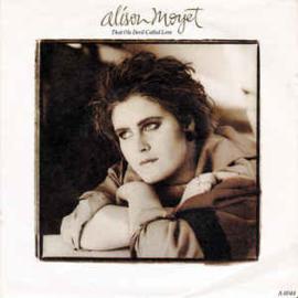 "Alison Moyet – That Ole Devil Called Love (12"" Single) J80"