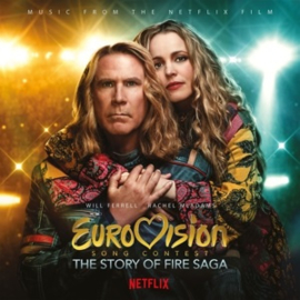 OST - Eurovision Song Contest: Story of Fire Saga (LP)