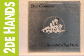 Bad Company - Run With The Pack (LP) A50