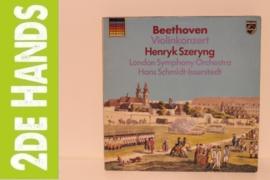 Beethoven - Henryk Szeryng, London Symphony Orchestra, Hans Schmidt-Isserstedt – Violinkonzert (LP) B90