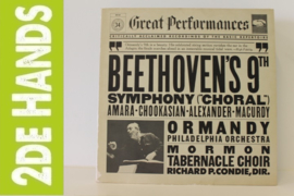 """Beethoven's 9th Symphony (""""Choral"""") (LP) K10"""