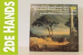 Beethoven: Symphony Nr.5 / Schubert: Symphony Nr.8 »Unvollendete« (LP) K10