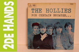 The Hollies ‎– For Certain Because... (LP) D20