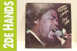 Barry White – Just Another Way To Say I Love You (LP) B40