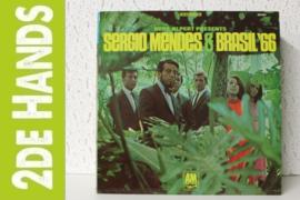 Sergio Mendes & Brasil '66 – Herb Alpert Presents Sergio Mendes & Brasil '66 (LP) K10