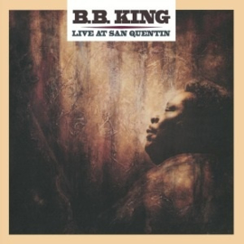 B.B. King – Live At San Quentin (LP)