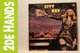 City Boy - Young Men Gone West (LP) H60
