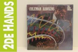 Coleman Hawkins – The Tenor Sax Magic Of Coleman Hawkins / The Hawk Swings (LP) D20