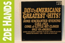 Jay & the Americans - Greatest Hits (LP) E30