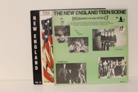 Various - The New England Teen Scene (Serie van 3LP's) S10