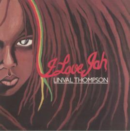 Linval Thompson – I Love Jah (LP)