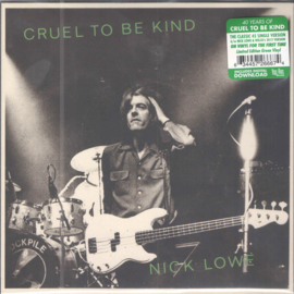 "Nick Lowe / Wilco - Cruel To Be Kind (7"" Single)"