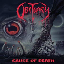 Obituary - Cause of Death  (LP)