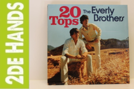 The Everly Brothers – 20 Tops (LP) J60