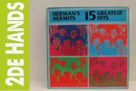 Herman's Hermits ‎– 15 Greatest Hits (LP) H40