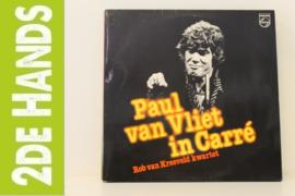 Paul van Vliet, Rob van Kreeveld Kwartet – In Carré (LP) G30