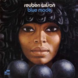 Reuben Wilson – Blue Mode (LP)